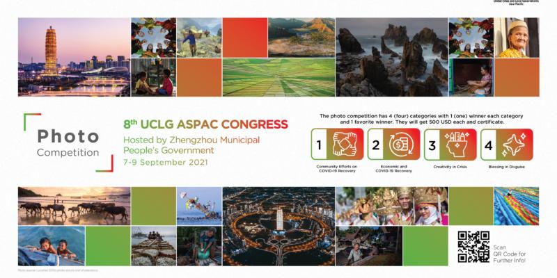8° Congreso De ASPAC De CGLU